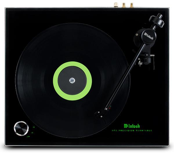 Проигрыватель виниловых дисков McIntosh MT2