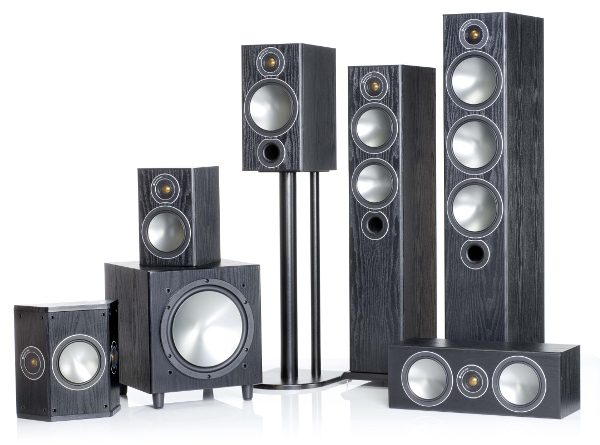 Monitor Audio Bronze 1: полочные мониторы