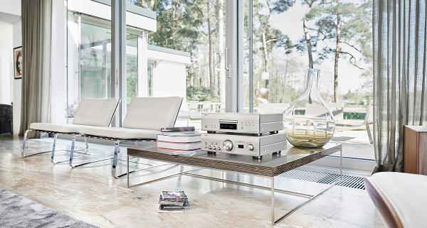 CD/SACD-плеер + Стереоусилитель Denon DCD1600NE+ PMA1600NE