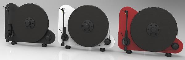 Проигрыватель виниловых дисков Pro-Ject VTE-R