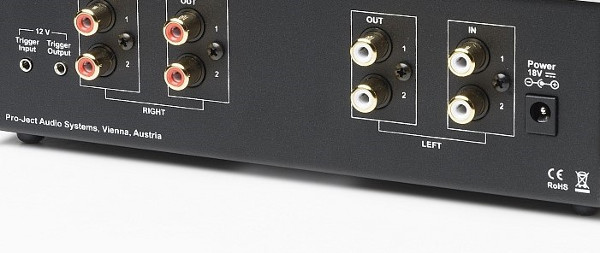 Обзор фонокорректора Pro-Ject Tube Box DS2