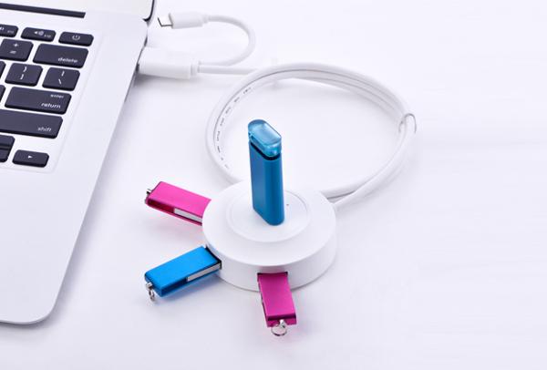 USB OTG хаб на 4 порта