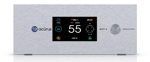 AV-процессор Acurus ACT 4