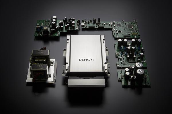CD / SACD-плеер DCD-2500NE и усилитель PMA-2500NE от Denon