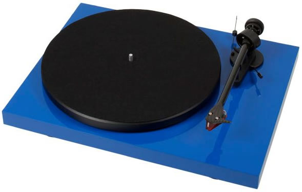 Проигрыватель виниловых дисков Pro-Ject Debut Carbon DC (2M-Red)