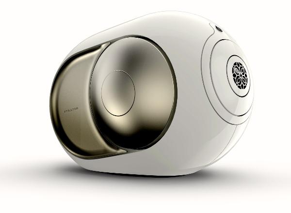 Беспроводная акустическая система Devialet Silver Phantom