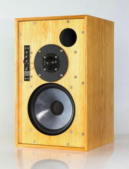 Обзор акустических систем Graham Audio LS5/9