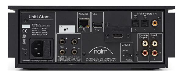 Аудиосистема Naim Unity Atom