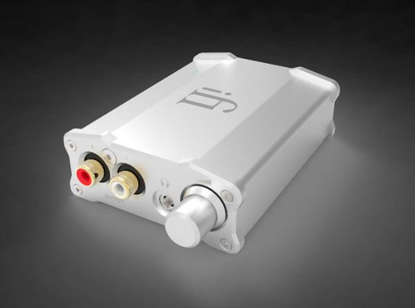 Цифро-аналоговый преобразователь Nano iDSD