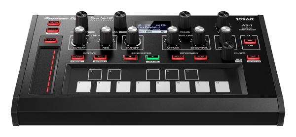Монофонический аналоговый синтезатор TORAIZ AS-1