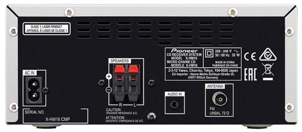 Аудиосистема Pioneer X-HM16