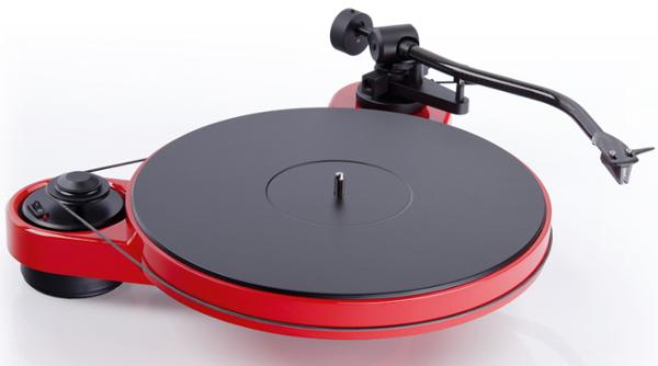 Проигрыватель виниловых дисков Pro-Ject RPM 3 Carbon