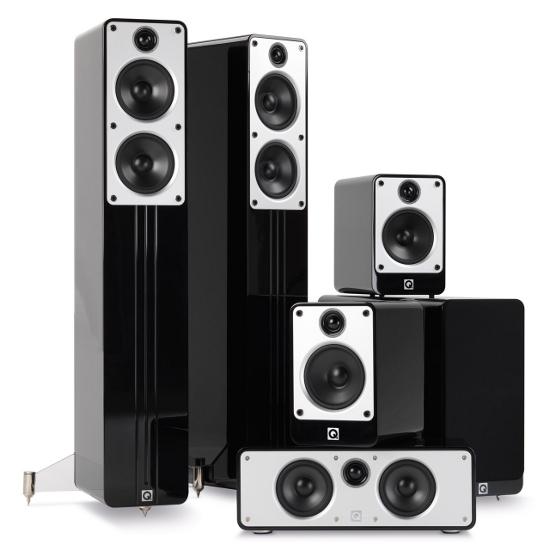 Q Acoustics Concept 5.0