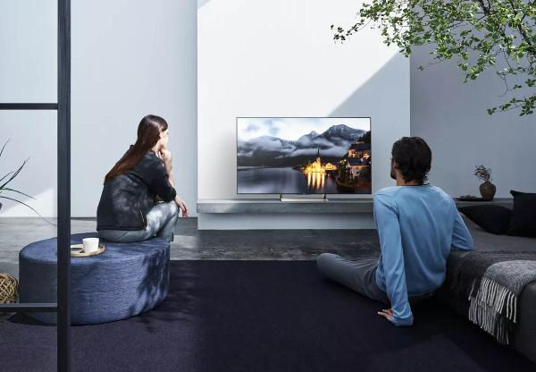 Телевизор 4K Sony KD-75XE9405