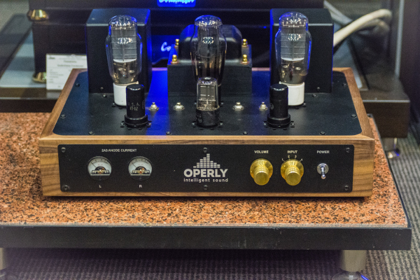 Усилитель  Operly 1.0