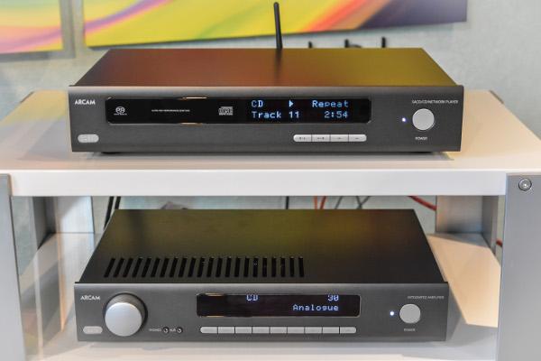 SA10 и SA20; интернет-плеер CDS50