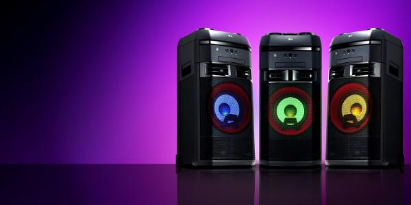 LG XBOOM OL75DK