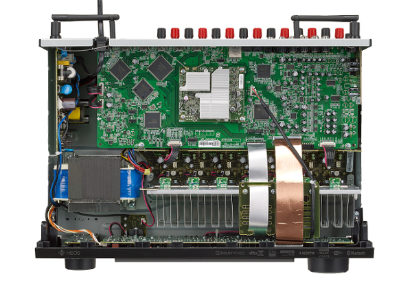 AV-ресивер Denon AVR-S740H