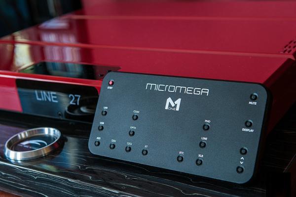 интегральный усилитель Micromega M150