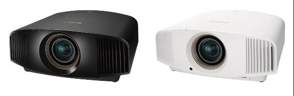 проектор Sony VW270 в черном и белом виде