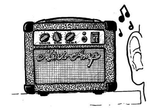 Встроенные эффекты, качество звука комбо-усилителей для электрогитары