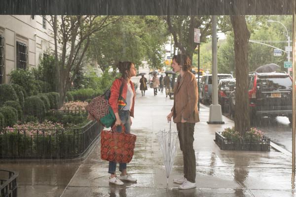 «Дождливый день в Нью-Йорке» 2019