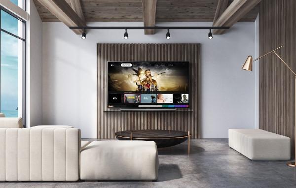 APPLE TV и APPLE TV+ теперь доступны на телевизорах LG в более чем 80 странах мира