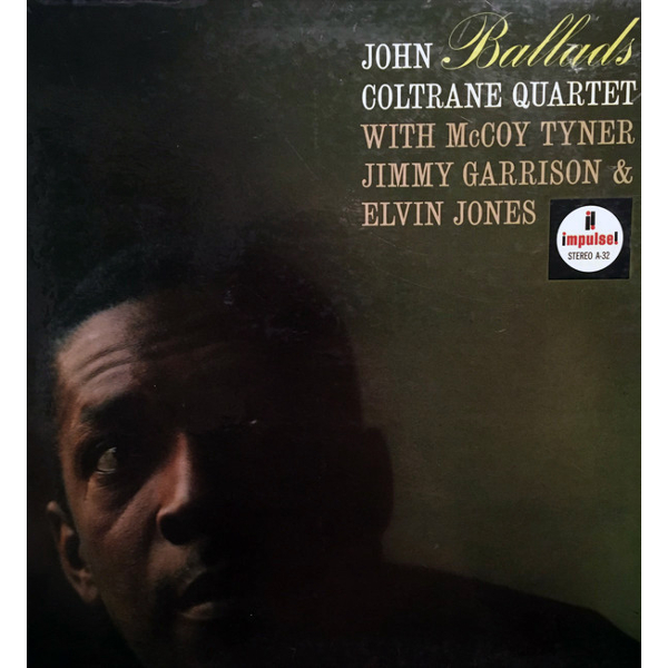 J. Coltrane - Ballads 1963