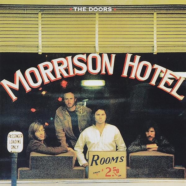 DOORS - MORRISON HOTEL 1970