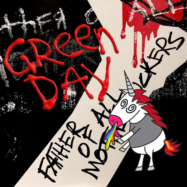 Green Day – Father Of All Motherfuckers LP