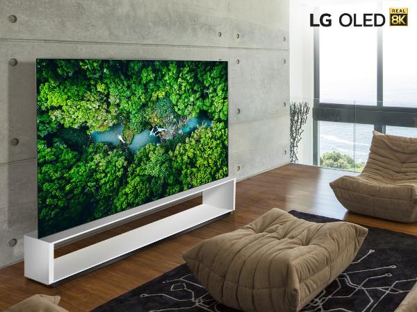 На CES-2020 LG представила линейку телевизоров с процессором нового поколения на основе искусственного интеллекта и ультравысоким разрешением REAL 8K