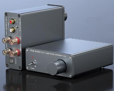 Стереоусилитель Mini Hi-Fi Professional Digital Amp