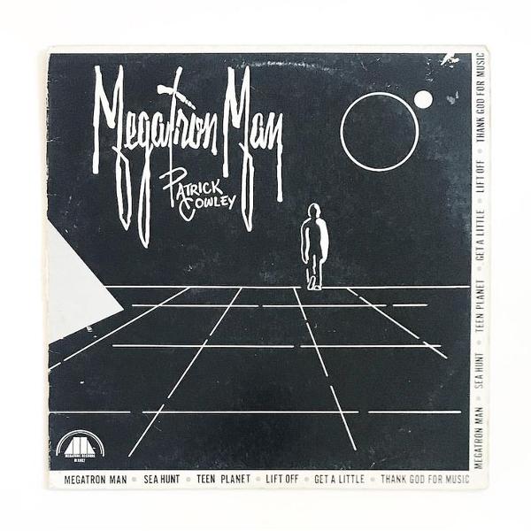 COWLEY,  PATRICK - MEGATRON MAN  1982