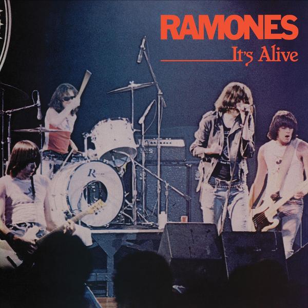 Ramones - It's Alive 2LP