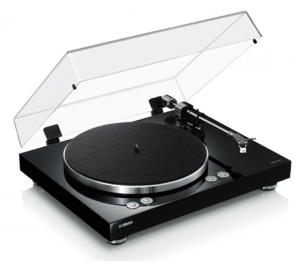Yamaha MusicCast Vinyl 500 передает звук с винила по Wi-Fi на совместимые беспроводные устройства