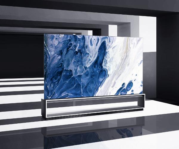 Телевизор LG SIGNATURE 88'' 8K OLED (OLED88ZX9LA)