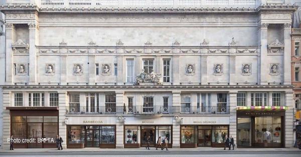 Технологии Christie сыграют главную роль в реконструкции легендарной штаб-квартиры BAFTA