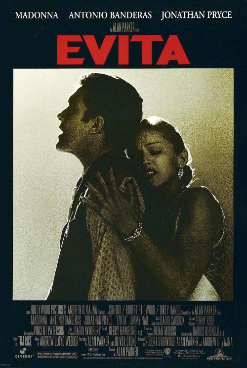 «Эвита» 1996