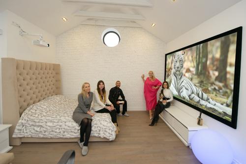 Дом мечты. Екатерина Одинцова и LG пригласили друзей на новоселье