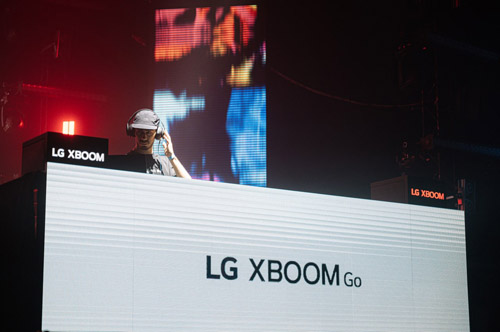 Компания LG выступила партнёром фестиваля Locals Only с аудиосистемами для вечеринок LG XBOOM и наушниками LG TONE Free