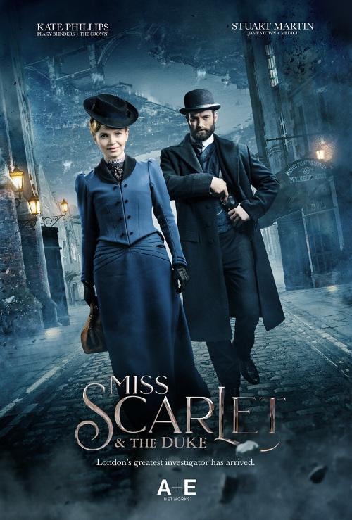 «Мисс Скарлет и Герцог» 2020