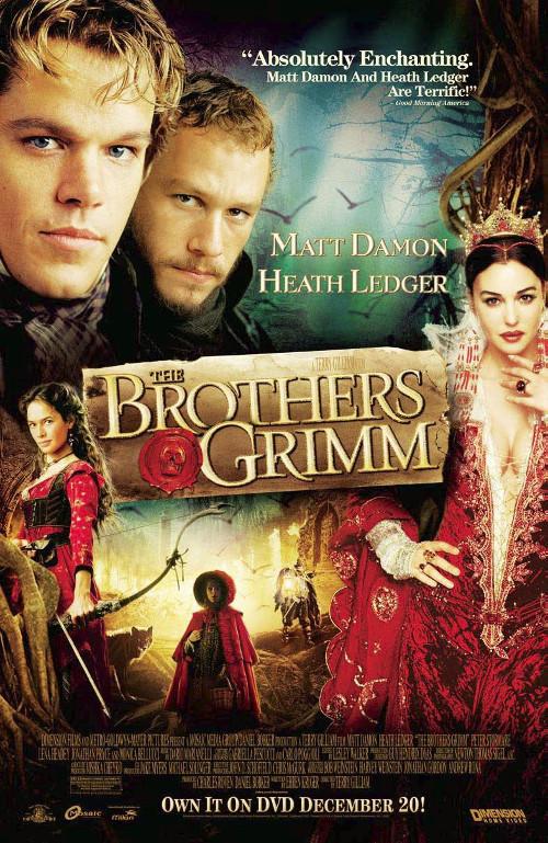 «Братья Гримм» 2005