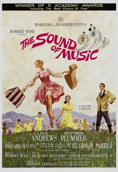 «Звуки музыки» 1965