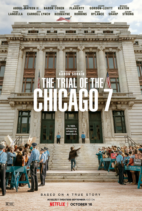 «Суд на чикагской семёркой» 2020