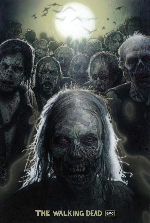 «Ходячие мертвецы» 2010