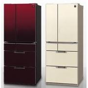 Elittech начинает продажи холодильников премиум класса Sharp SJ-GF60A-R