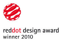 Red Dot Design Award 2010